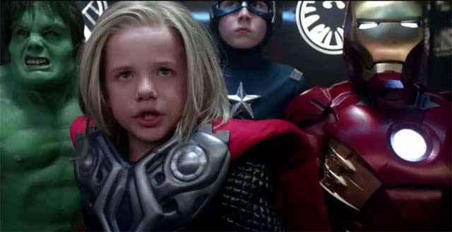 Young Avengers - Les minis Super-héros