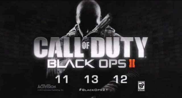Call of Duty: Black Ops 2 - La première vidéo