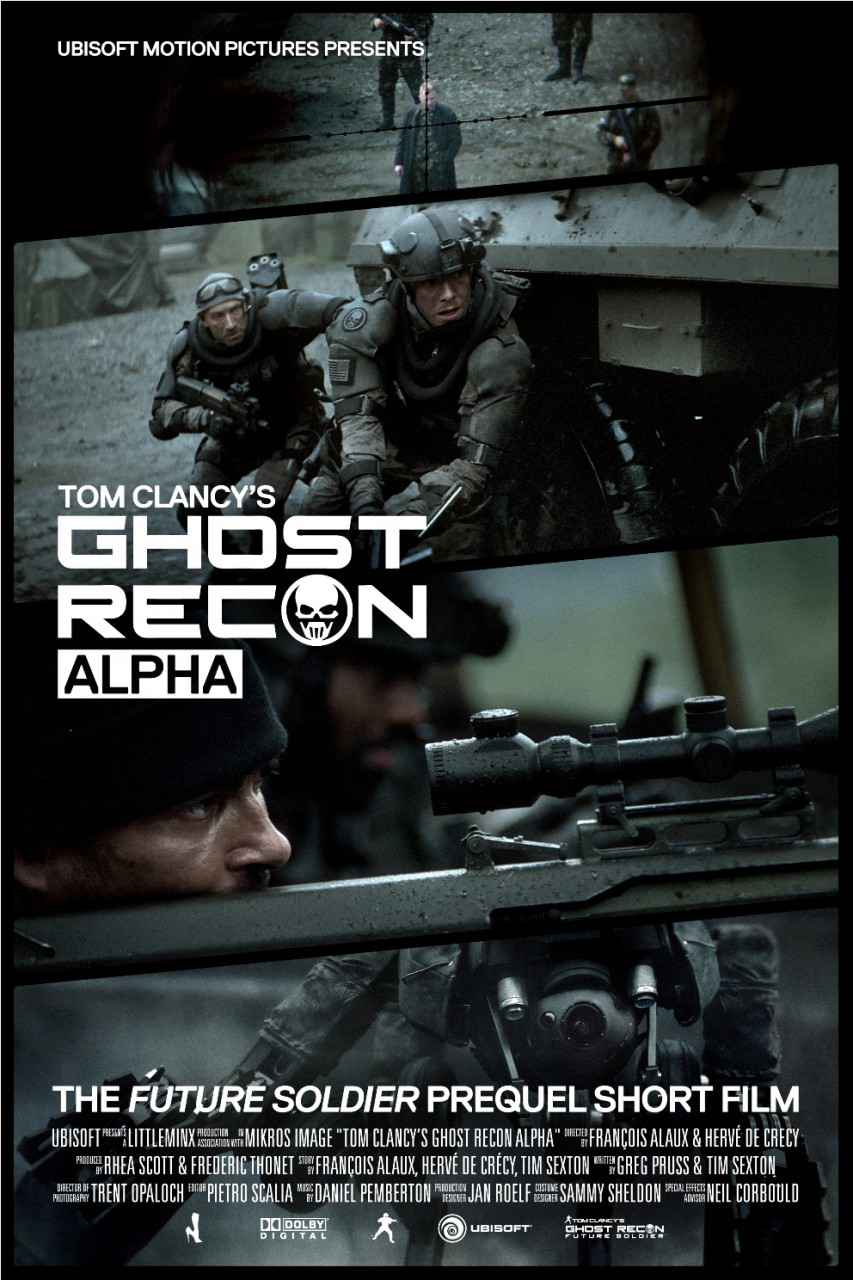 Poster - Tom Clancy's Ghost Recon Alpha