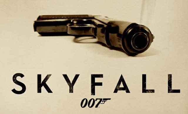 Skyfall - La bande annonce du prochain James Bond avec Daniel Craig