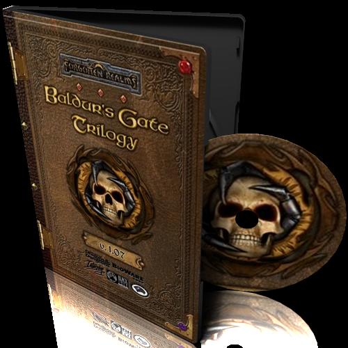 Baldur's Gate Trilogy - De Château-Suif jusqu'au Thrône de Bhaal en une seule traite