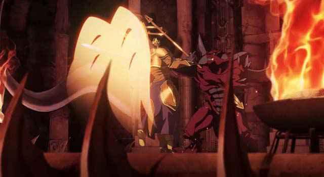 Diablo III : Wrath - Le court métrage