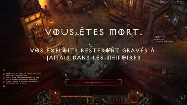 Diablo 3 - Un « nerf » de l'Armageddon