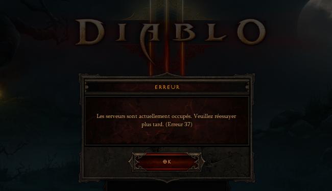 Erreur 37 - Et si Diablo 3 était une fille ?