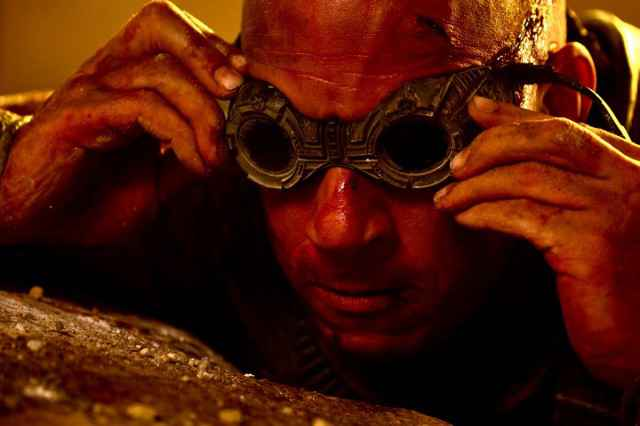 Les Chroniques de Riddick 2 : Dead Man Stalking - Les premières images du tournage