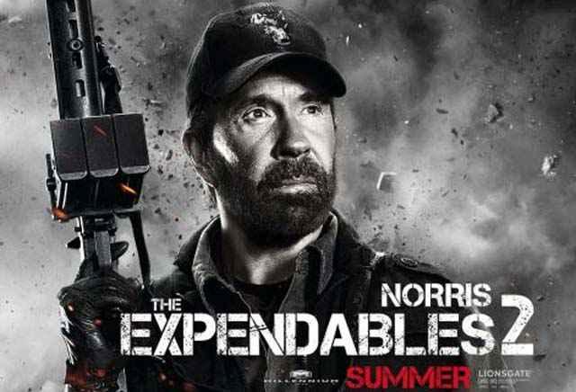 The Expendables 2 - Le retour des gros bras !