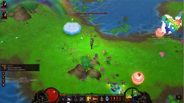 Diablo 3 : Cow Level - Comment accéder au niveau secret « Whimsyshire »