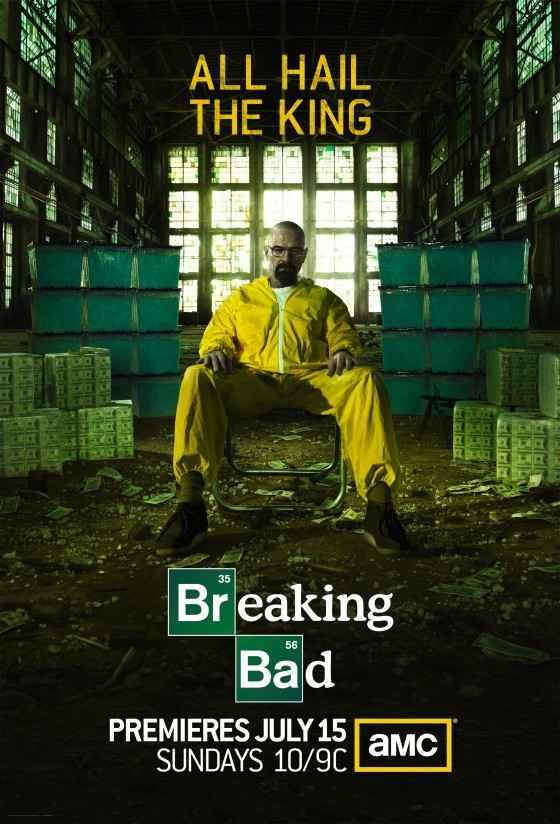 Breaking Bad :saison 5 - Les premières bandes annonces