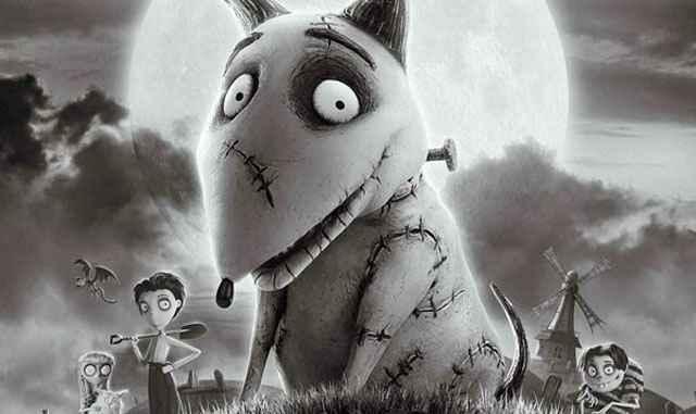 Frankenweenie - Le prochain Tim Burton