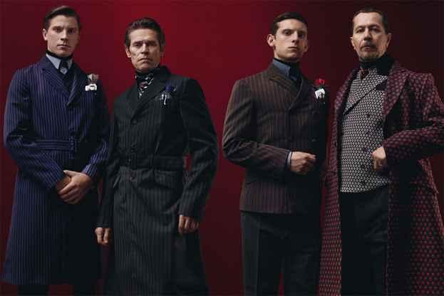 Le steampunk s'habille en Prada