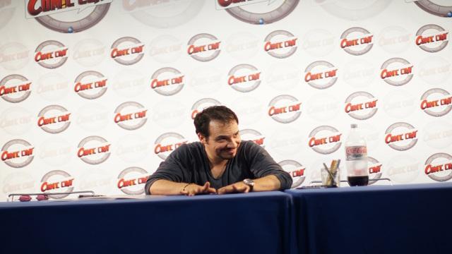 Alexandre Astier en Interview à Comic Con' Paris 2012