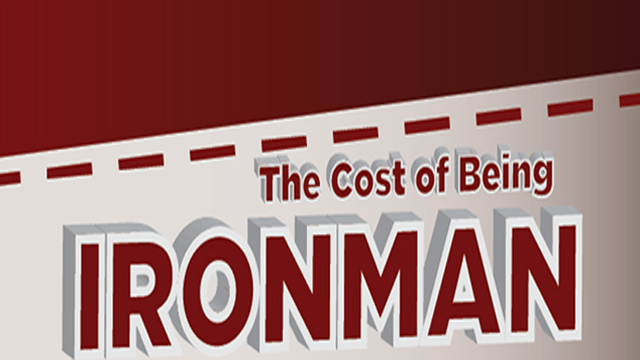 Iron Man aussi a les bourses bien pleines