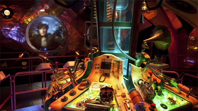Dans les entrailles du Tardis : The Doctor Who Experience