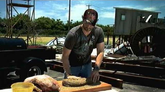 Le BBQ Texan par Robert Rodriguez