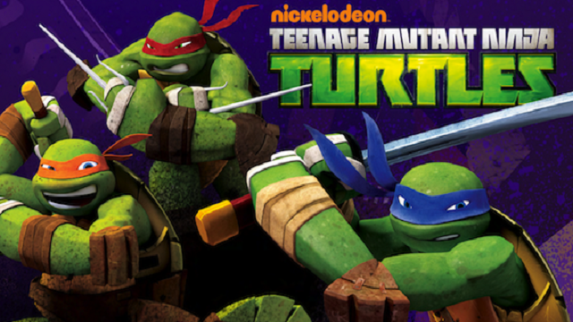 Nickelodeon - GénériqueTeenage Mutant Ninja Turtles