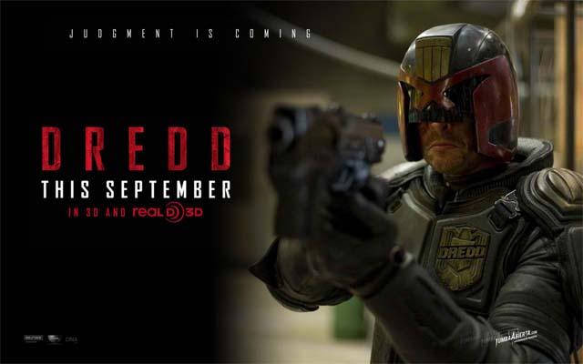 Dredd 2012 - La bande annonce et un extrait