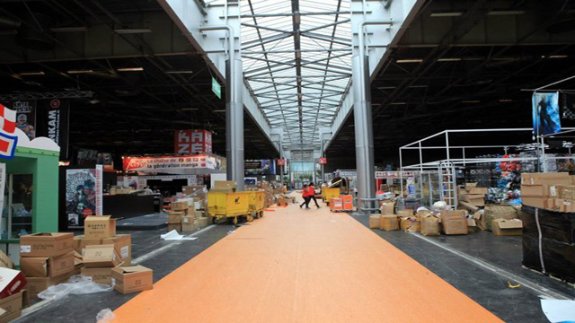 Montage J-1 Japan Expo Comic Con Paris