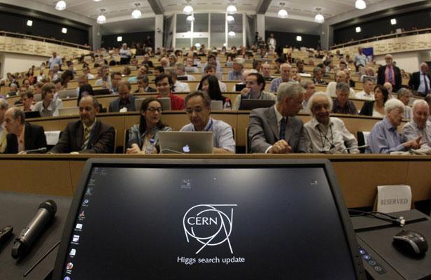 Le Cern - Le Boson de Higgs peut être découvert