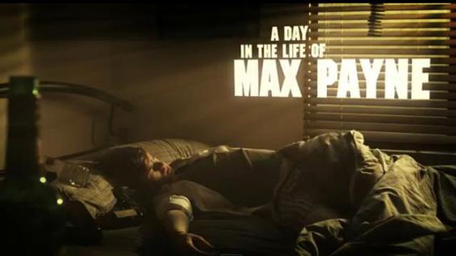 Une journée avec Max Payne