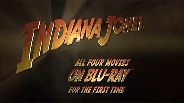 Quadrilogie BR Indiana Jones à seulement 50 Euros