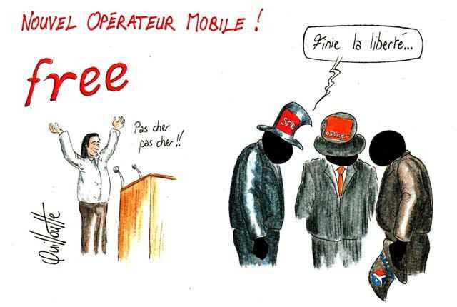 Free amortit la baisse du pouvoir d'achat des Français