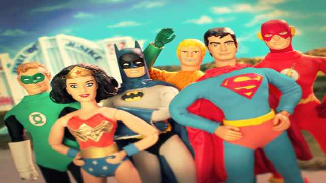 Robot Chicken DC Comics Special : Trailer