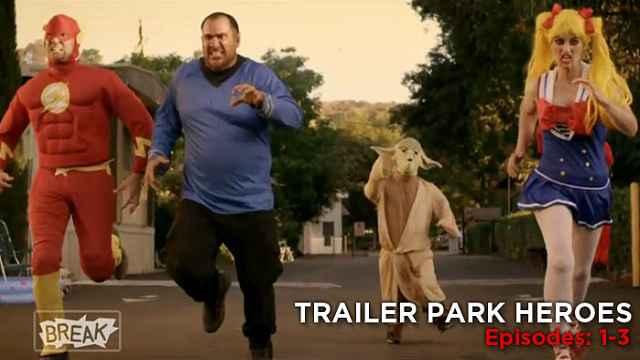 Nerd Machine Trailer : Park Heroes Ep 1-3