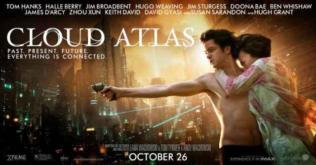 Cloud Atlas - 7 nouvelles affiches et deux spots TV