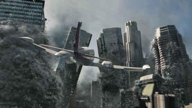 8 minutes d'apocalypse en vidéo