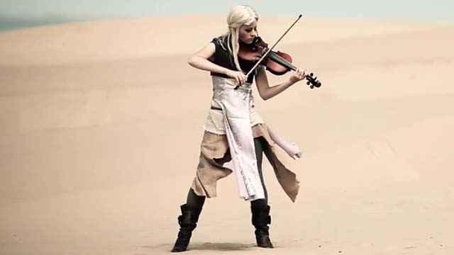 Une reprise de Game of Thrones par Lindsey Stirling & Peter Hollens