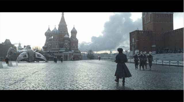 The Gift - Un superbe court métrage de SF Russe
