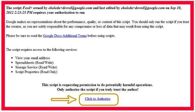 Des ingénieurs de Google Développent un outil pour générer des flux RSS à partir de Google Plus (Feed+)