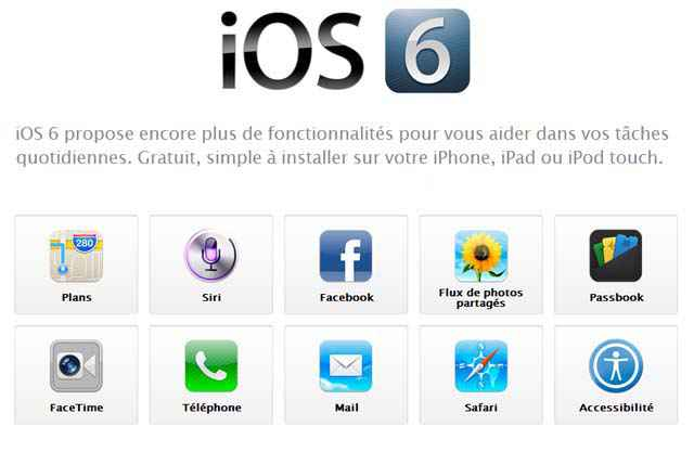 Jailbreak iOS 6 GM pour iPhone et iPad (Redsnow 0.9.13dev4)