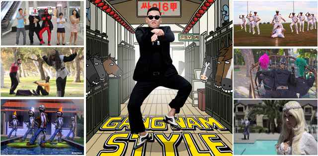 Gangnam Style Parodie : Volume 2