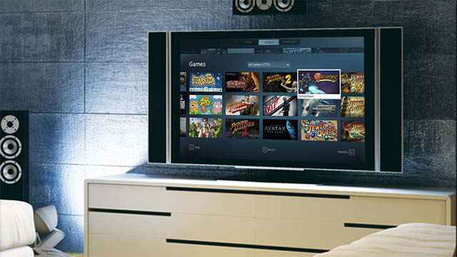 Steam's Big Picture transforme votre compte Steam en console de jeux
