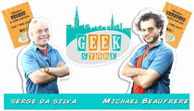 Geek Store