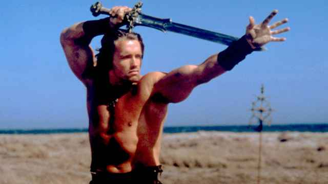 The Legend of Conan : Reboot avec Schwarzenegger