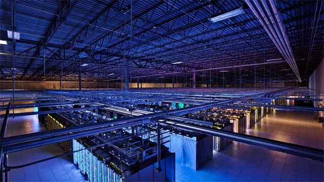 Quand GOOGLE ouvre la porte de ses data center