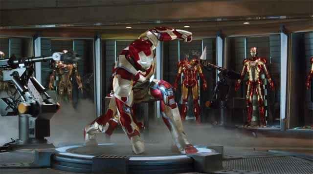 Iron Man 3 - Le premier teaser