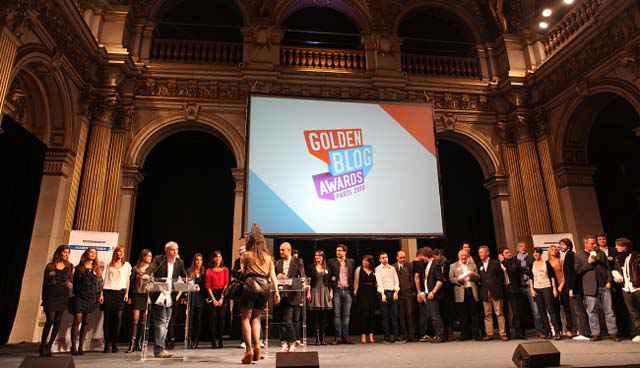 [LIVE] - Golden Blog Awards 2012