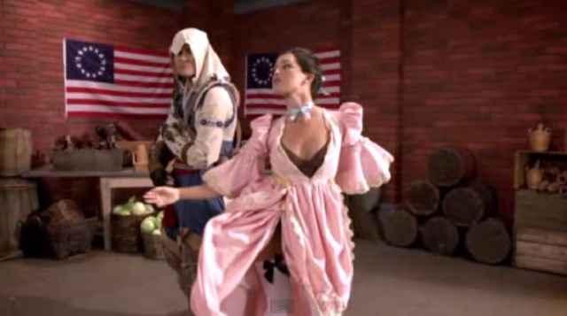 Assassin's Creed 3 parodie Hip Hop