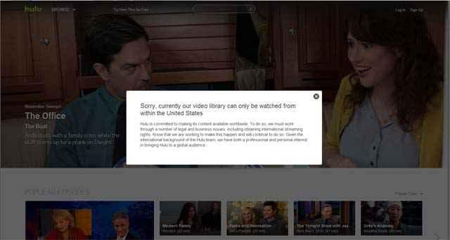 Accéder facilement à Hulu, Netflix et Pandora de n'importe où dans le monde avec un simple plugin