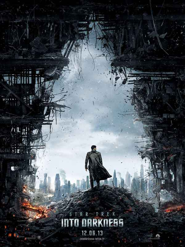 L'affiche de Star Trek : Into Darkness