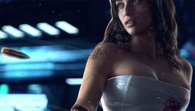 Cyberpunk 2077 - Le premier trailer du jeu de rôle