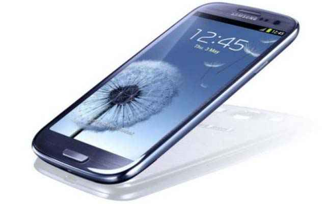 Test - Samsung Galaxy S3