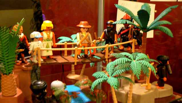 Films cultes version Playmobil