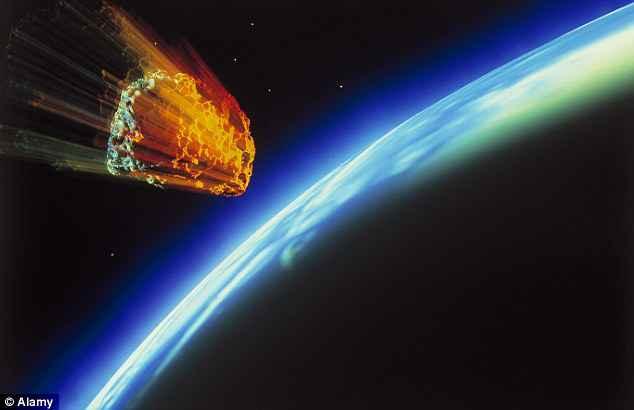 Asteroide : 2012 DA 14 - 1000 fois la puissance destructrice d'Hiroshima