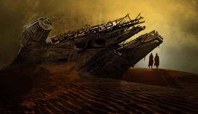 Star Wars Episode VII - Des concepts d'affiches réalisés par des Fans