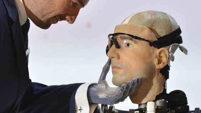 Rex - L'homme bionique avec un coeur et un système sanguin