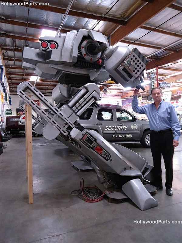 Robocop - Une réplique de l'ED-209 en vente sur e-Bay